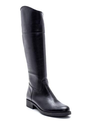 Derimod KADIN ÇİZME(D330) CASUAL Siyah